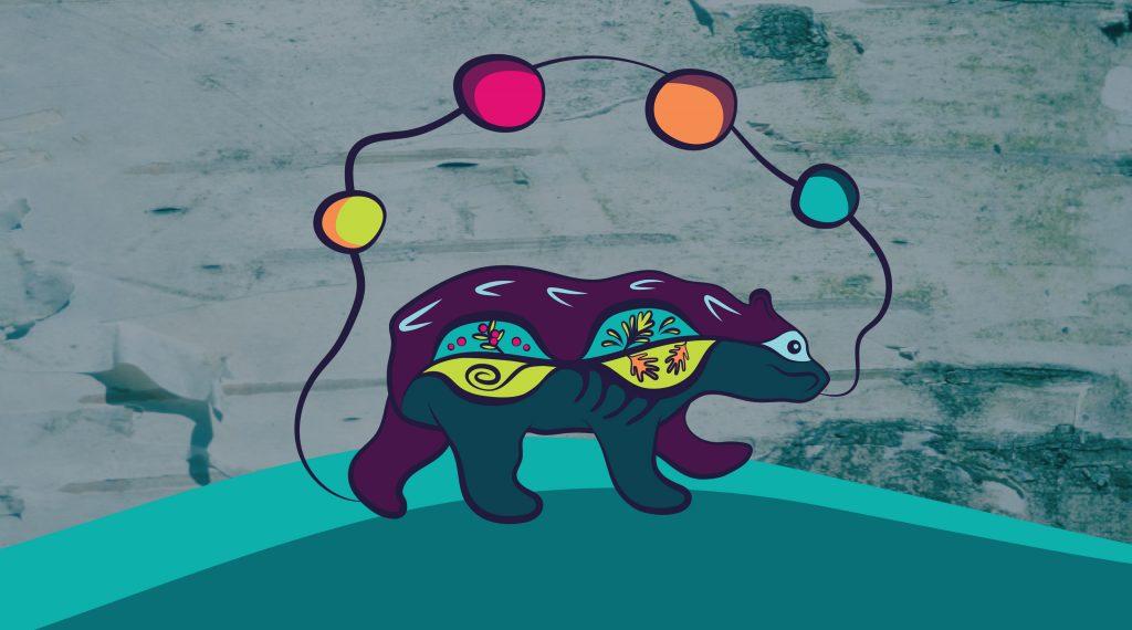 Une image de la couverture du rapport sur la stratégie d'engagement auprès des Autochtones