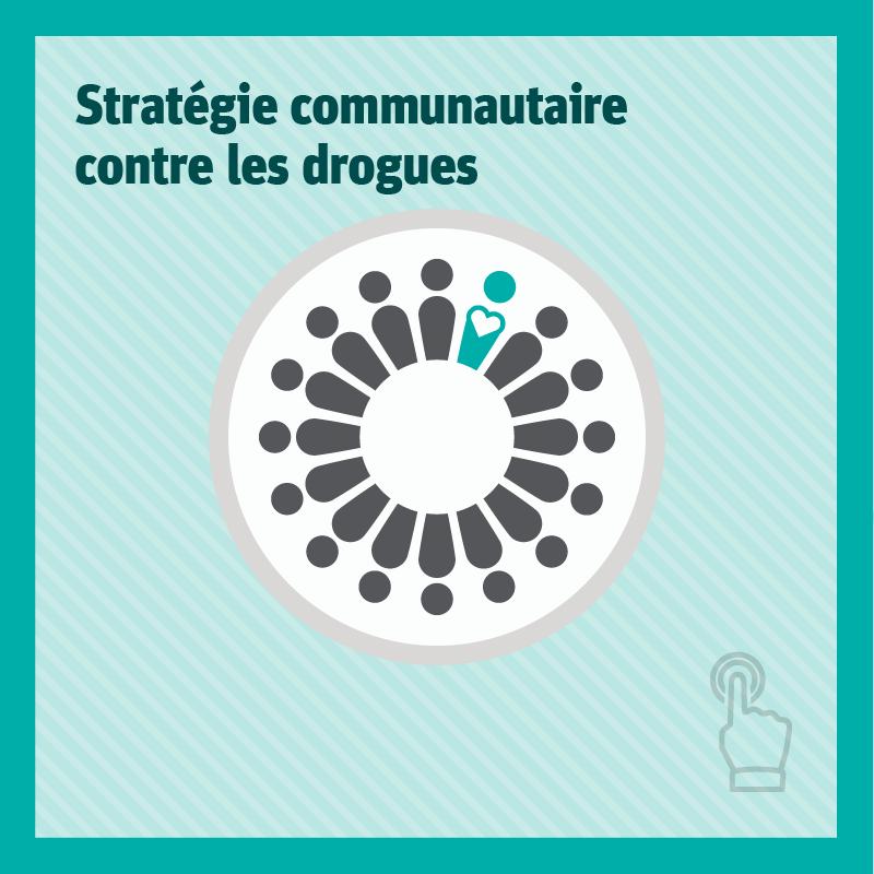Stratégie communautaire contre les drogues