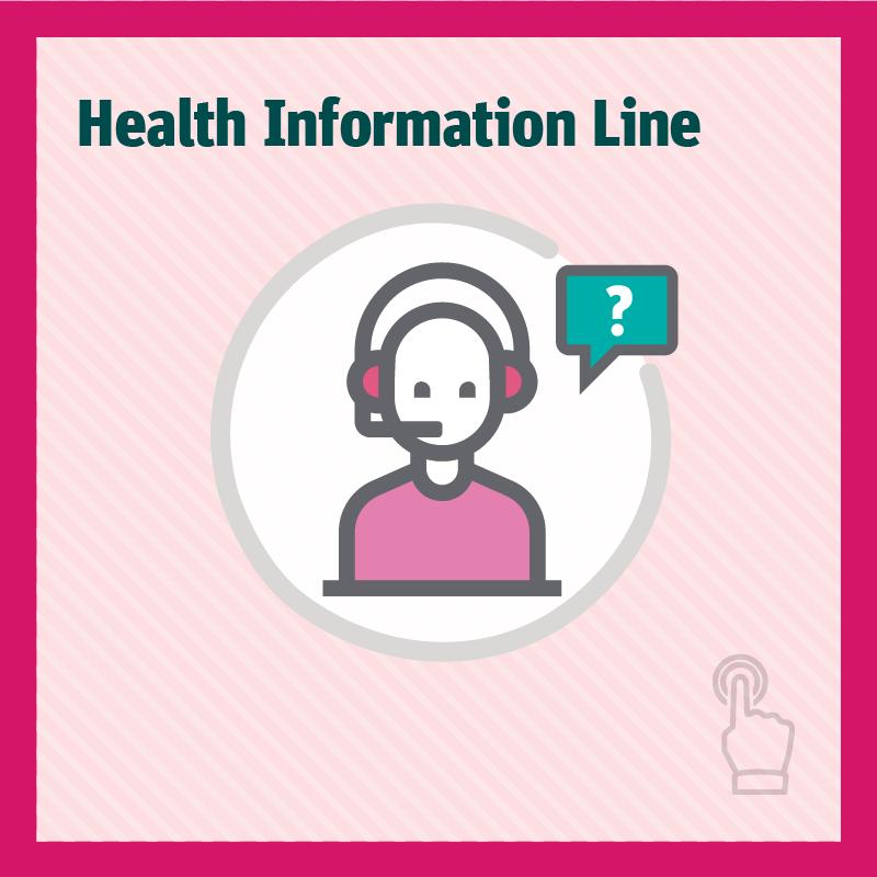 Health Information Line