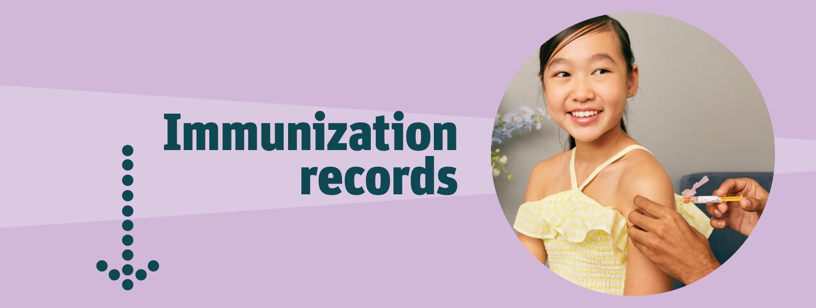 Immunization records